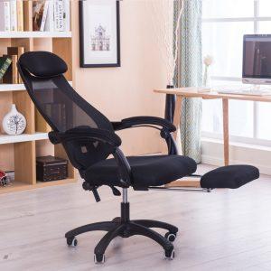 Ghế ngả lưng - giải pháp giải đau mỏi lưng cho dân văn phòng